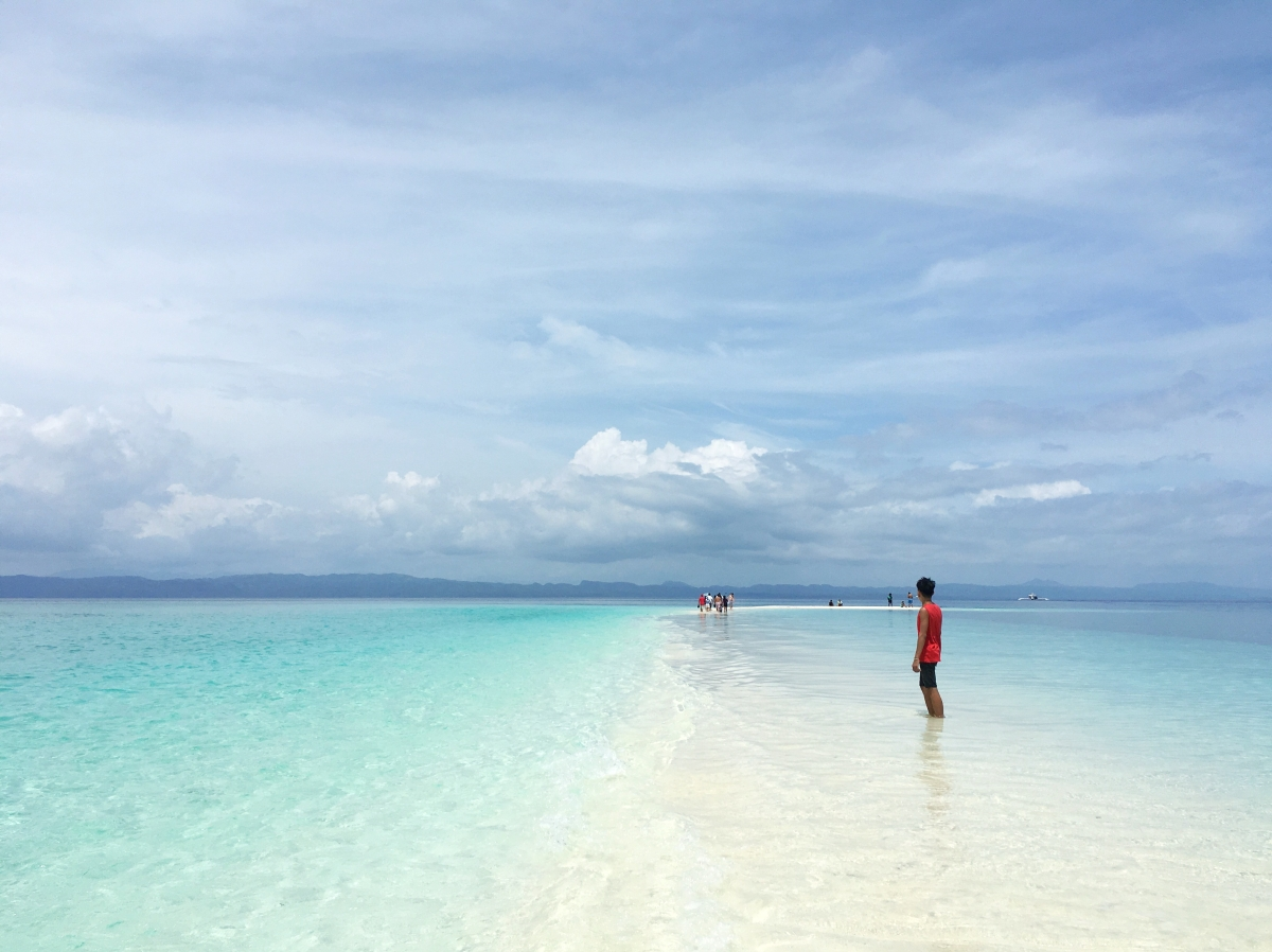 Kalanggaman, postcard-perfect island in Leyte
