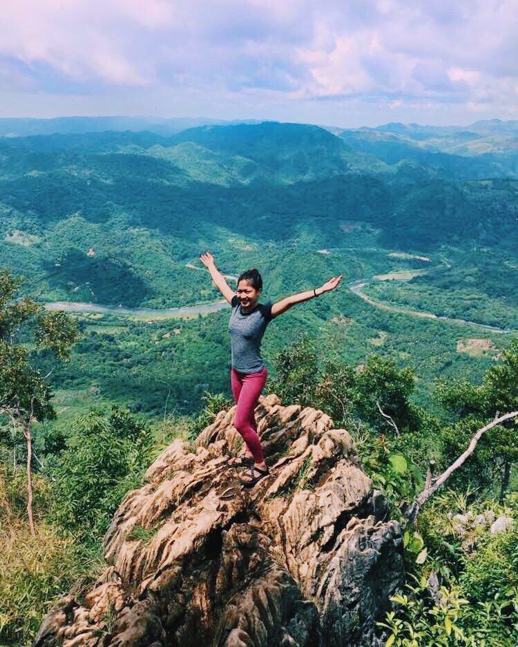 Your guide up: Mt. Daraitan and TinipakRiver